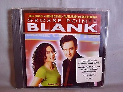 Grosse Pointe Blank- Soundtrack m.The Clash/ The Jam ua.- LONDON 1997