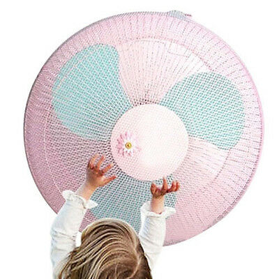 Fan Safety Nets/Dust Dustproof Safety Mesh Cover to Protect Baby Finger 40-50CM