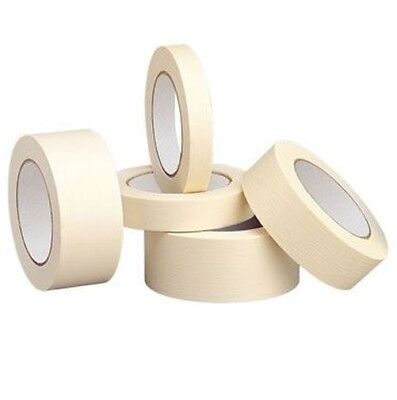 Indoor/Outdoor Painting Decorating General Masking Tape 48Mm-24Mm X 50M