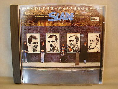 Slade- Whatever Happened to Slade- POLYDOR- Made in Germany