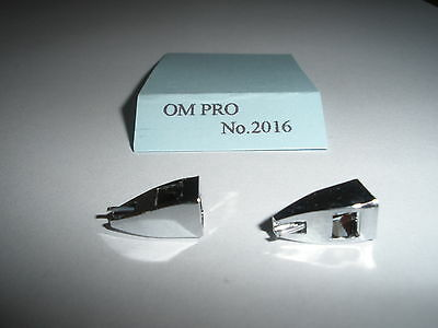 A Pair of Replacement Diamond Styli for Ortofon OMP PRO