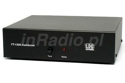 LDG YT-1200 AUTOMATIC ANTENNA TUNER for FT-DX1200 FT-DX3000 FAST DELIVERY YT1200