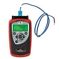 Meriam M130 T/C Calibrator for Types B, E, J, K, N, R, S, T and millivolts