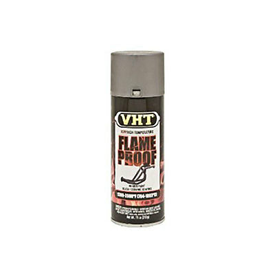 VHT Flameproof Coating Paint, Nu-Cast Cast Iron, 11 oz Can, Withstands Temperatu