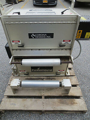 Corona Treater Complete With Power Supply