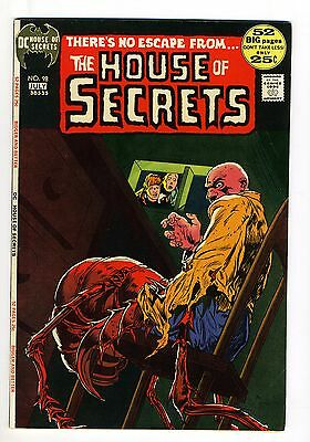 The House of Secrets #98 VF/NM 9.0