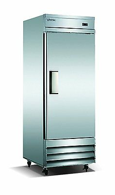 Vortex Refrigeration 1 Solid Door Freezer V-1F
