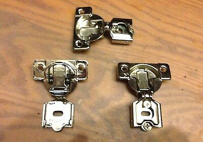 "GRASS Tec 864-VS8 ~ 02928-15 ~ 1//4/"" ~  6.3MM Self Closing Hinge 2pc for $1.35"