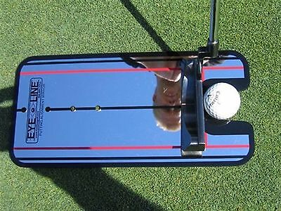 Golf Putting Alignment Mirror by Eyeline