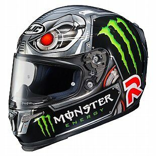 HJC RPHA 10 Jorge LORENZO SPEED MACHINE X-SMALL XS FREE SHIPPING 0101-7387