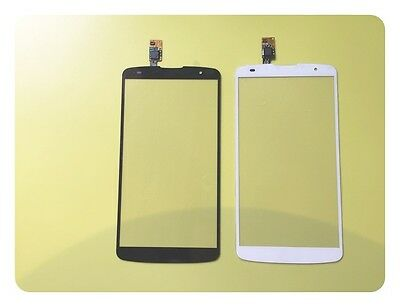 A+ Front Touch Screen Digitizer Glass Sensor Panel For LG G Pro 2 F350 D837 D838