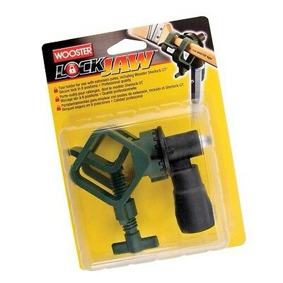 Wooster Lock Jaw Tool/Brush Holder Attaches To Extension Pole