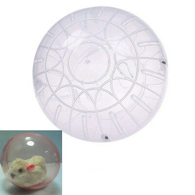 Pet Dwarf Hamster Mice Rat Jogging Run Activity Exercise Toy Ball Randomly