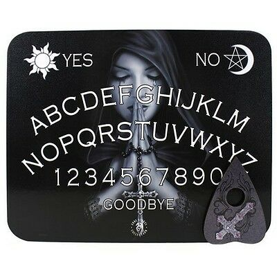 Planche Ouija Gothique By Anne Stokes