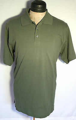 Polo Shirt T-shirt Pique Basic Herren Jagd Outdoor James und Nicholson  L XL XXL