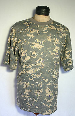 US T-Shirt AT digital MFH Basic Tarnmuster Herren Jagd Outdoor L XL