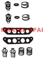 A1 13270 thermostat kit 143 degrees V4 crossflow evinrude johnson outboard motor