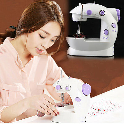 Tailor Small Household Electric Mini Multifunction Portable Sewing Machine KE