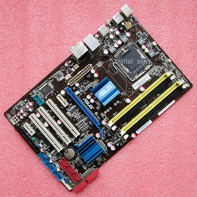 ASUS MOTHERBOARD P5Q SE DRIVERS PC