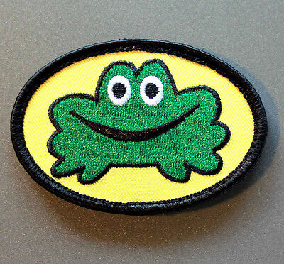 Frog Patch - Inspired by PaRappa the Rapper