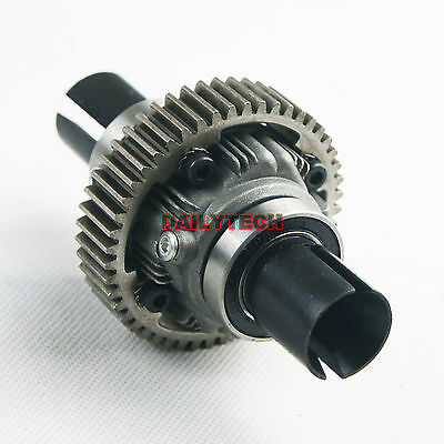 King Motor Alloy Differential Diff Gear for HPI Rovan Baja 5B SS 5T Buggy DM