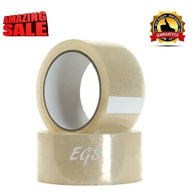 Packaging Packing Parcel Sealing Strong Tape Clear Carton Sealing Tape 48Mm X50M