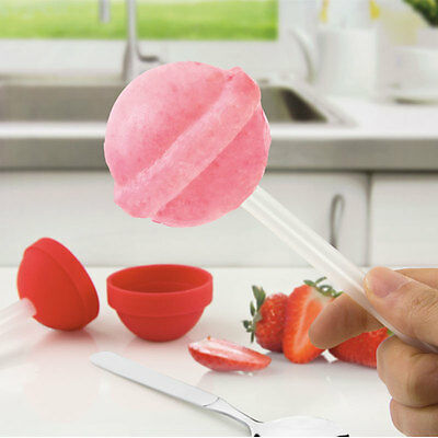 Chupa Chups Lolly Moulds ice cream jelly cake pops baking kids fun party gift
