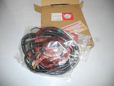 Kabelbaum Wireharness Honda MTX50 BJ.82 New Part Neuteil