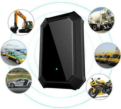 Real-time Vehicle GPS Tracker 5000mA GPS Motorcycle Car Locator + Electric Fence