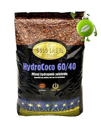 Gold Label HYDROCOCO 60/40 45L Hydroponic growing media clay pebbles and coco