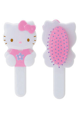 NEW SANRIO HELLO KITTY HAIR BRUSH HAIRBRUSH kids size  sparkle