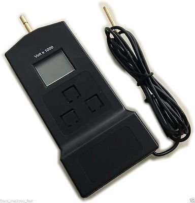 Digital Electric Fence Voltage Tester 10,000V, Free leather case and Shipping!!!
