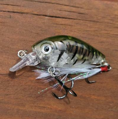 Fishing lures Bream Bass Flathead Trout Redfin Whiting Perch Murray Cod 3.6cm