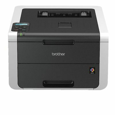 Brother HL-3170CDW 22ppm Duplex Wireless Colour Laser Printer
