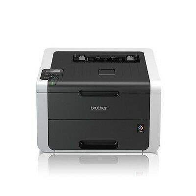 Brother HL-3150CDN 18ppm Duplex Network A4 Colour Laser Printer