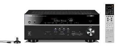 Yamaha RX-V681 AV Receiver - 7.2CH 90Wx7 with Dolby Atmos and DTS-X
