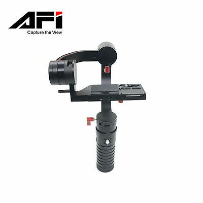 AFI 3 Axis Handhled Gimbal Stabilizer for 5D 6D 7D DSLR as Beholder DS1 MS1