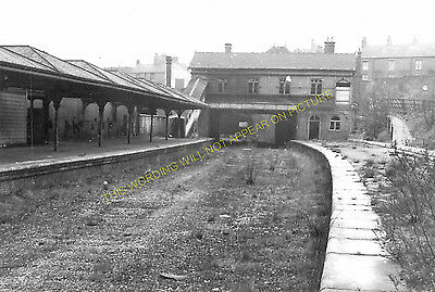 Chesterfield Central Railway Station Photo Great Central Railway 9 Picclick Uk