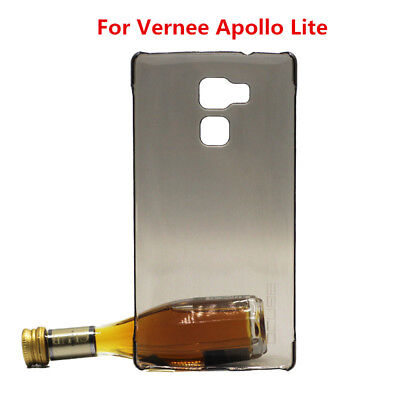 Luxury Ultra Thin Shockproof Case Back Hard Cover For Vernee Apollo Lite