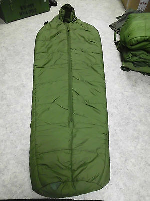 SLEEPING BAG  ARCTIC, MUMIEN SCHLAFSACK, COLD WEATHER mit Pack Sack,