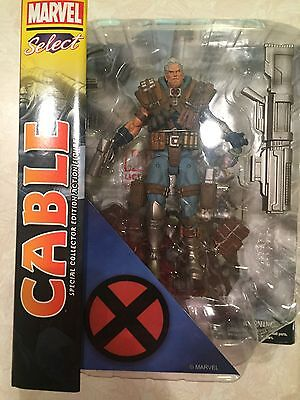 Diamond Marvel Select Cable NEW SEALED