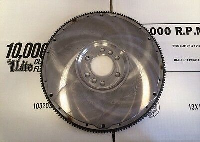 "10,000 RPM 10.5"" Steel Billet GM 9.5 Lbs EARLY FLYWHEEL"