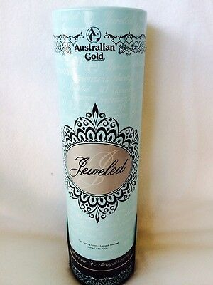 Australian Gold Jeweled 30x Bronzer Indoor Tanning Bed Lotion New