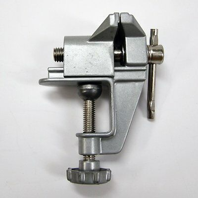 Mini Clamp On Table Bench Hobby Craft Vice Tool DT