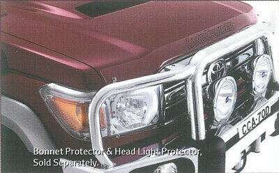 Toyota Land Cruiser 70 Series Headlight Covers Jan 1990 - Jan2007 PZQ14-60030