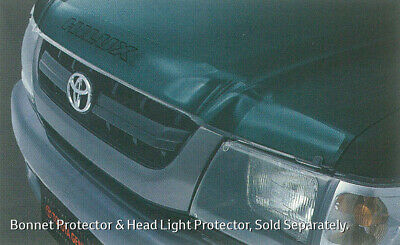 Genuine Toyota Hilux SR5 Only Headlight Covers Sep 2001 - Feb 2005 PZQ14-89040