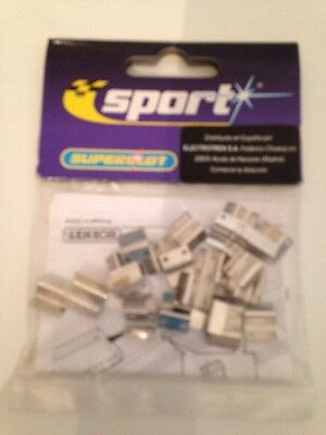 Scalextric C8232 H8232 Side Fixing Clips Pk50 New