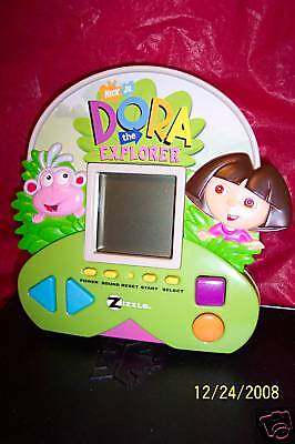 Dora The Explorer Handheld Game Unit