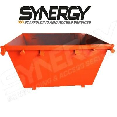 Skip Bin 4m3 With Door For Sale