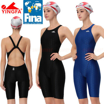 [Fina Approved]Nwt Yingfa 925 Ladies Racing Training Kneeskin All Size Free Ship